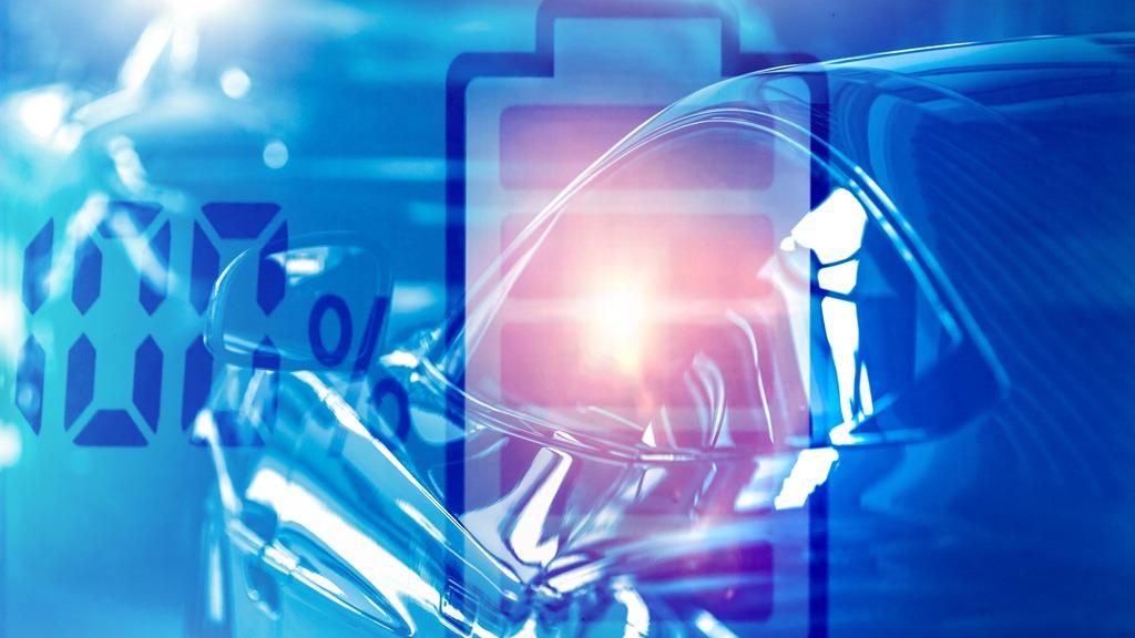 E-Mobilität Stromladung
